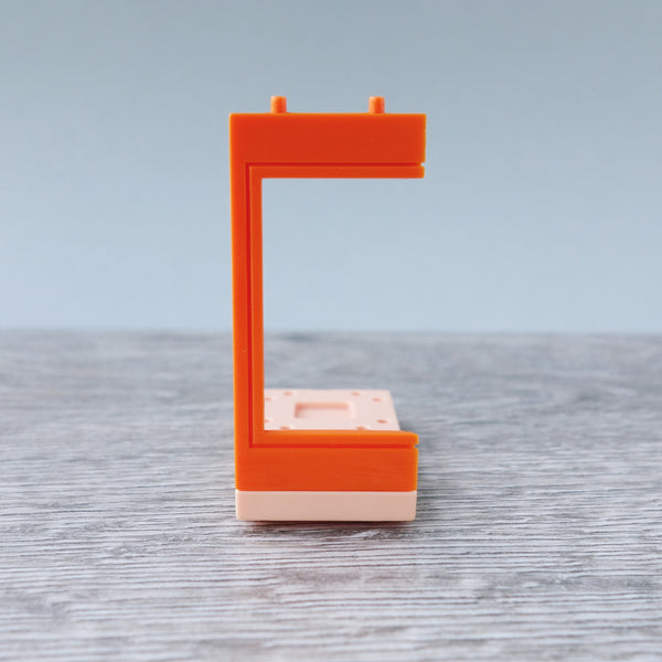 Two Pin Orange Corner Window Component 3.02