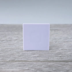 One-by-One Lilac Smooth Floor or Roof Tile 5.02