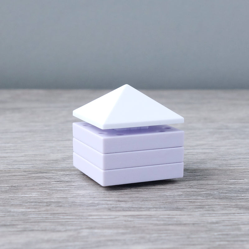 One-by-One Lilac Coloured Floor or Roof 1.01