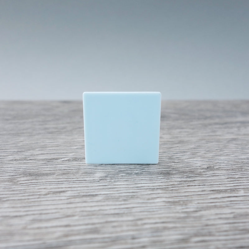 One-by-One Blue Smooth Floor or Roof Tile 5.05