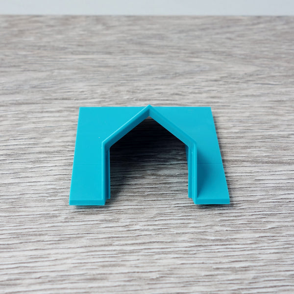 Dormer Roof Panel in Water Blue 6.03