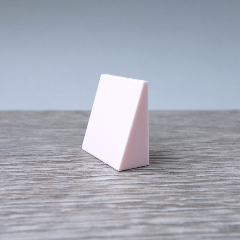 One-by-One Pink Low Angled Tile 6.13