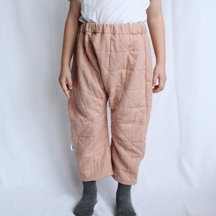 Sophie + Co/Baba of Mine Collab - Blush Pink Loose Fits