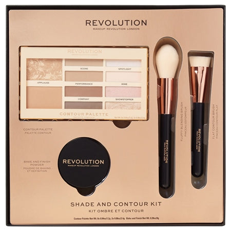 Revolution Shade & Contour Kit