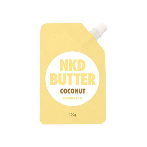 NKD BUTTER – COCONUT