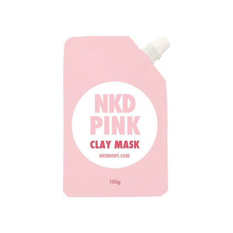 NKD CLAY MASK – PINK