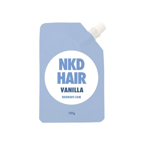 NKD HAIR – VANILLA