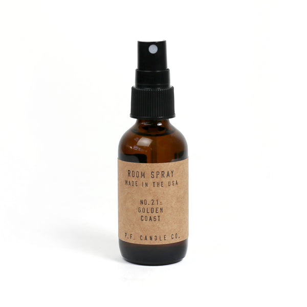 NO. 21: GOLDEN COAST - ROOM SPRAY