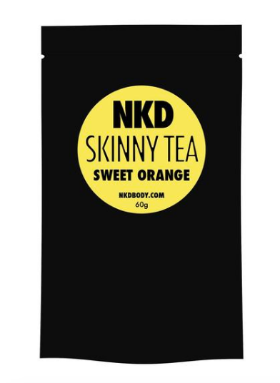 NKD SKINNY TEA – SWEET ORANGE
