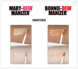 Mary-Dew Manizer® & Bonnie-Dew Manizer® Liquid Highlighters