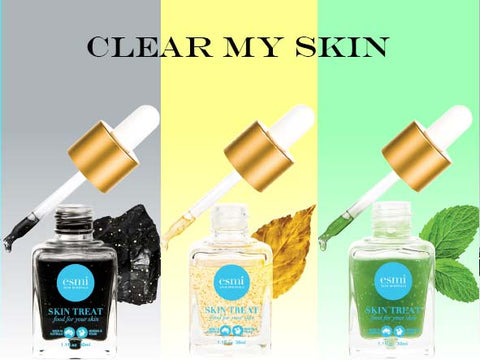 Clear My Skin Solution Bundle