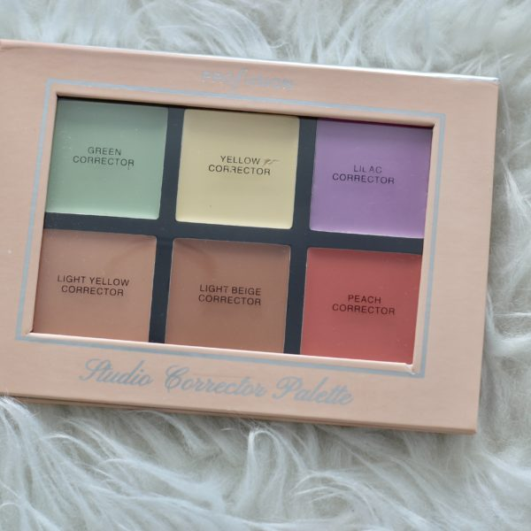 color corrector palette