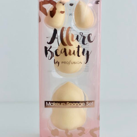 Allure Beauty Makeup Sponge set
