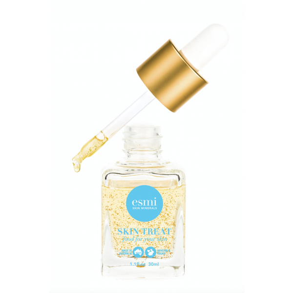 24K Gold Nourishing Oil