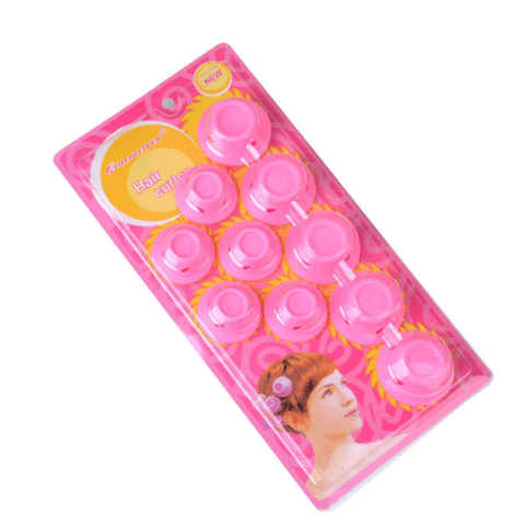 Soft Silicone No Heat Curlers - AndreaLima
