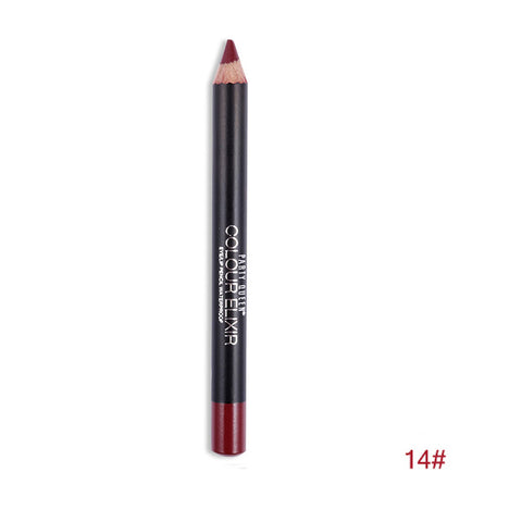 Multicolor Lip Liner and Eyeliner Pencil - AndreaLima