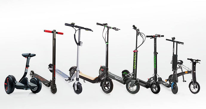 8 Things To Consider When Choosing An E-Scooter