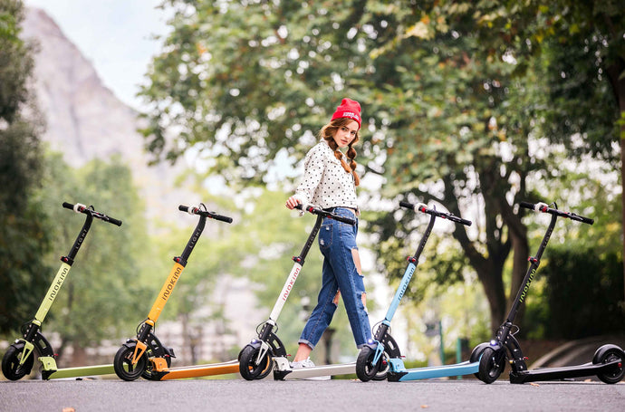 Holiday Gift Guide for Men – 6 E-Scooters to Get Him
