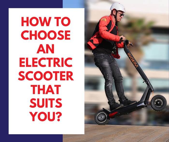 How to choose electric scooter