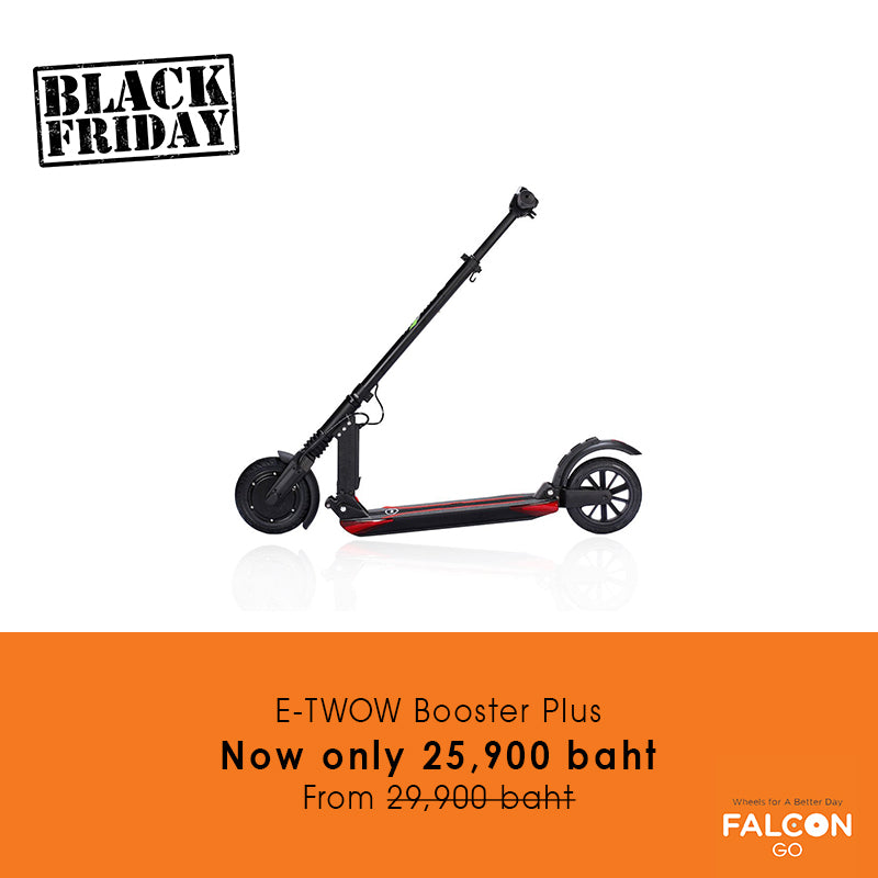 E-TWOW Booster Version 2 e-scooter Black Friday Sale
