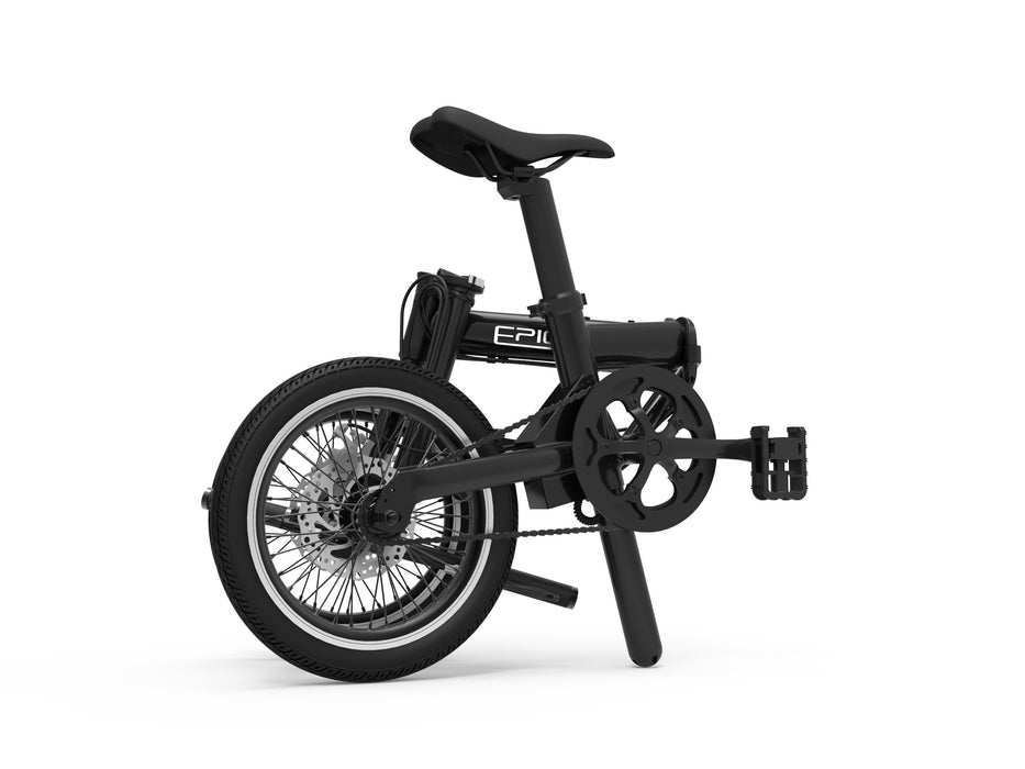 EPIQUE City foldable electric bicycle