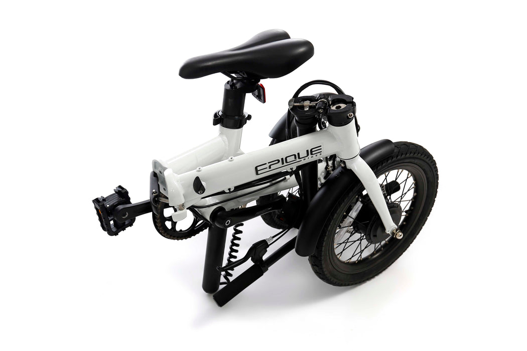EPIQUE City foldable electric bike