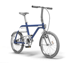 Tsinova TS01 beautiful vintage electric bike