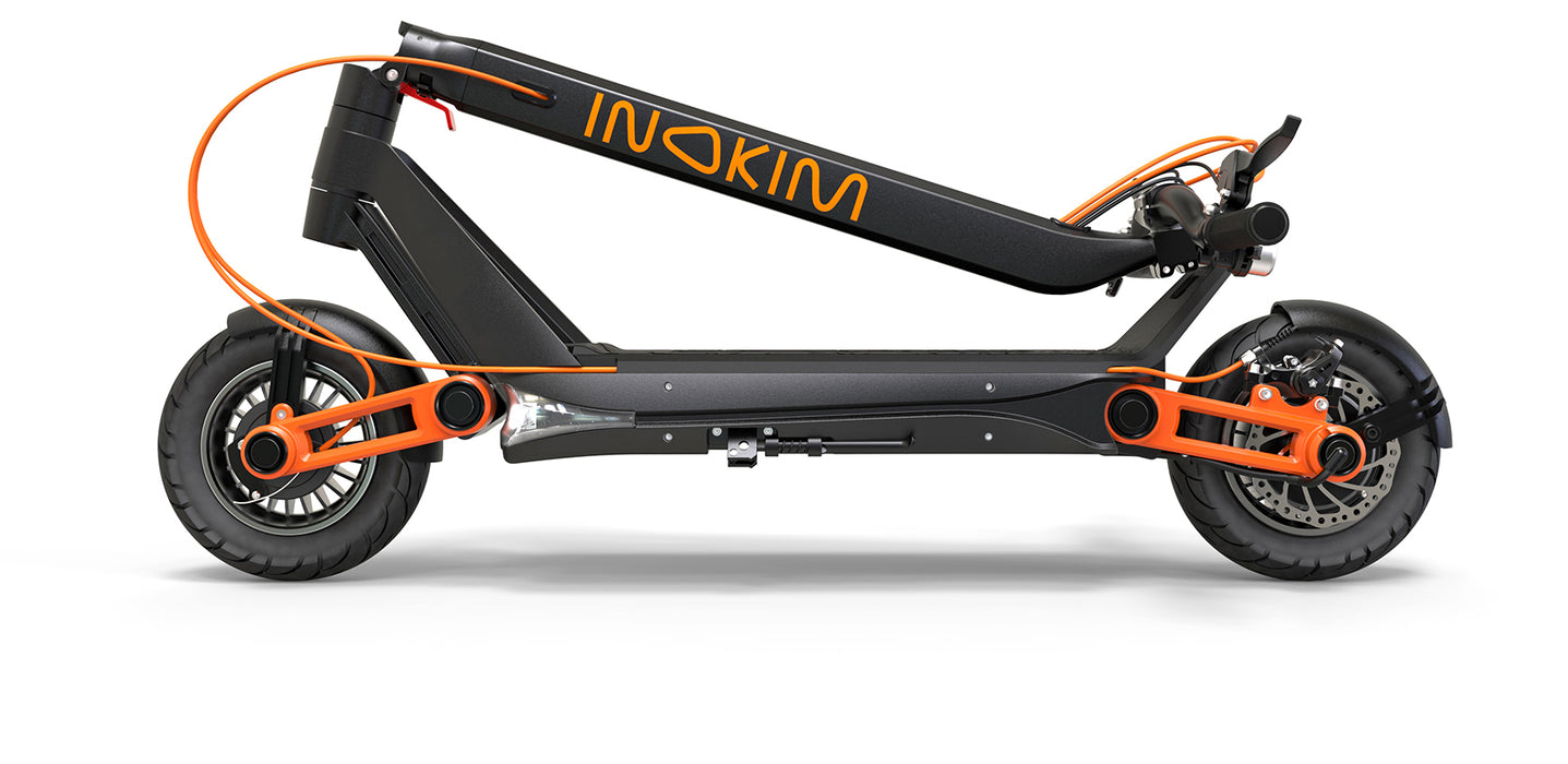 inokim ox foldable electric scooter