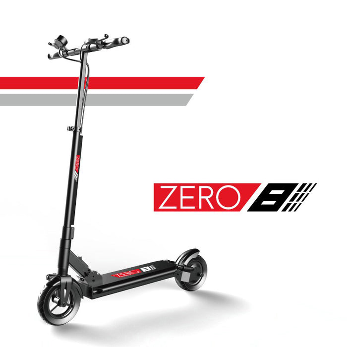 Zero 8 electric scooter