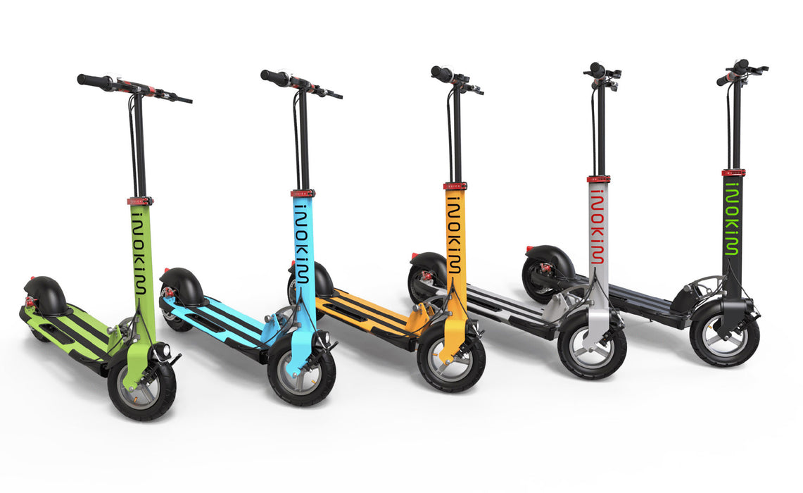 Inokim Quick 3 best powerful escooter electric scooter