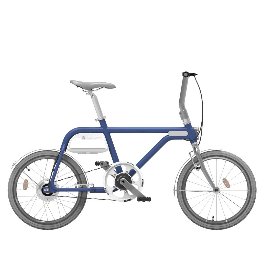 Tsinova TS01 beautiful vintage e-bike
