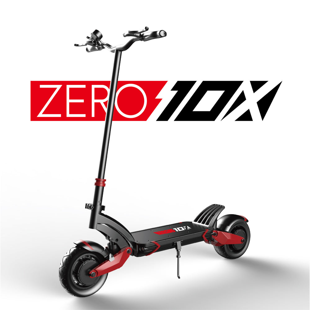 Zero 10X electric scooter
