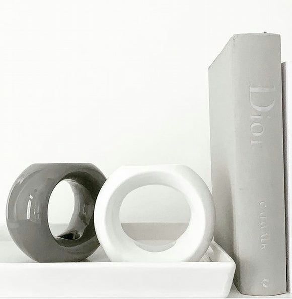 Grey Oslo Wax Burner and Melt Offer