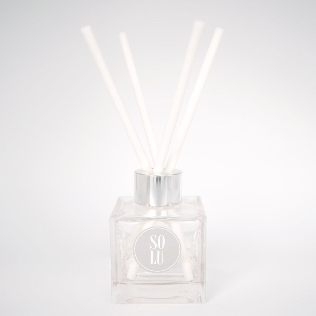 Fragrance Reed Diffuser 100ml - Solu Candles