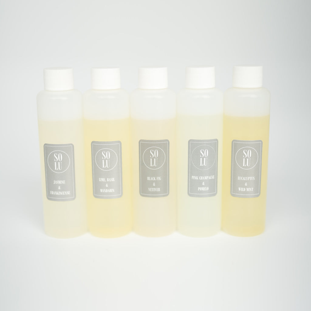 Fragrance Diffuser Refill 100ml - Solu Candles