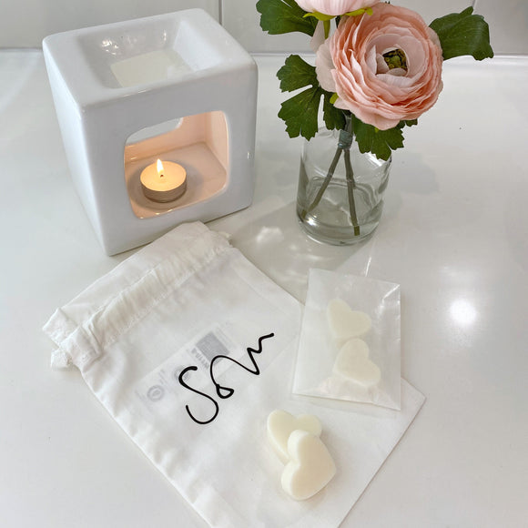 Wax Melt Sample Bag - Solu Candles