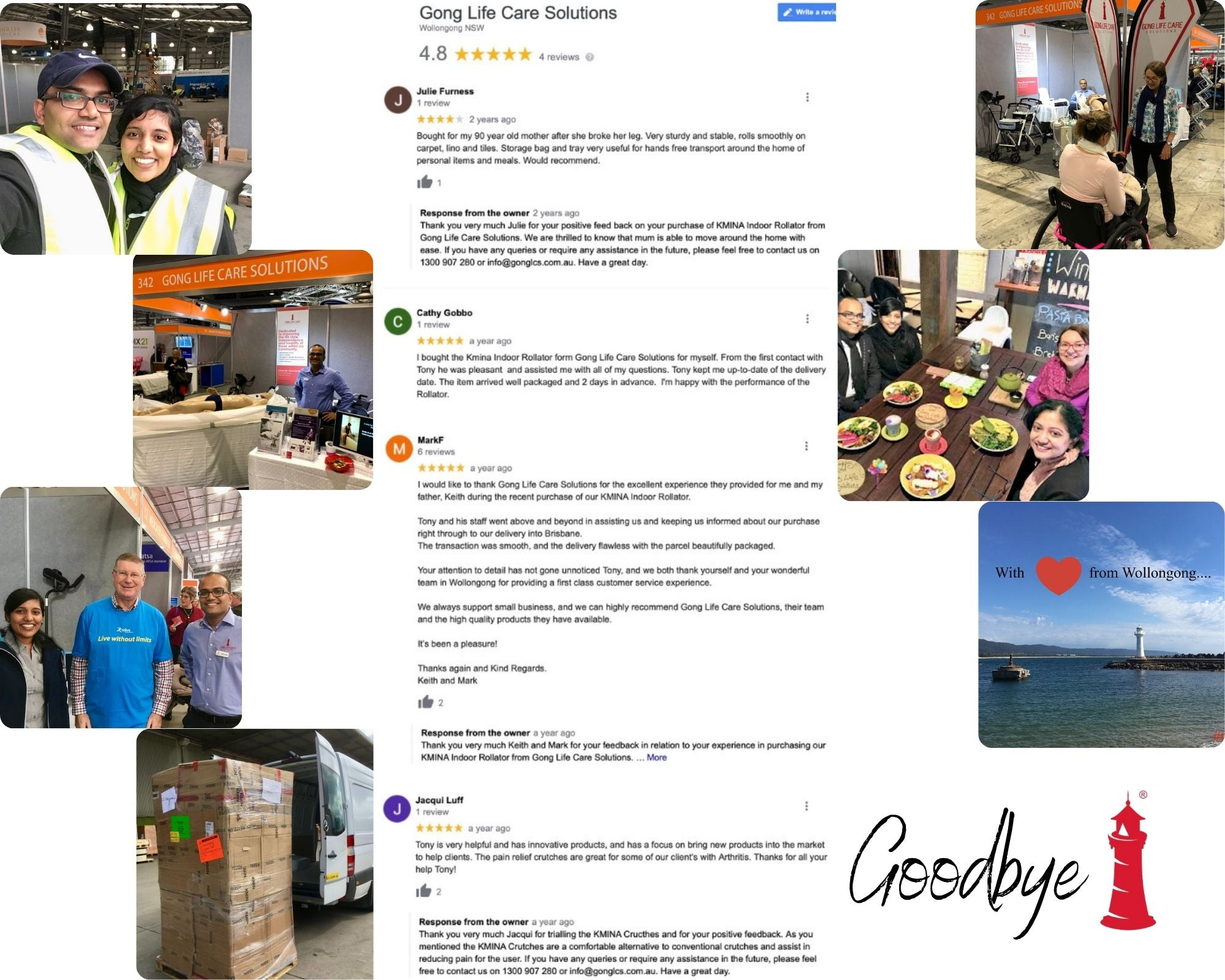 Good Bye Gong Life Care Solutions Shopify