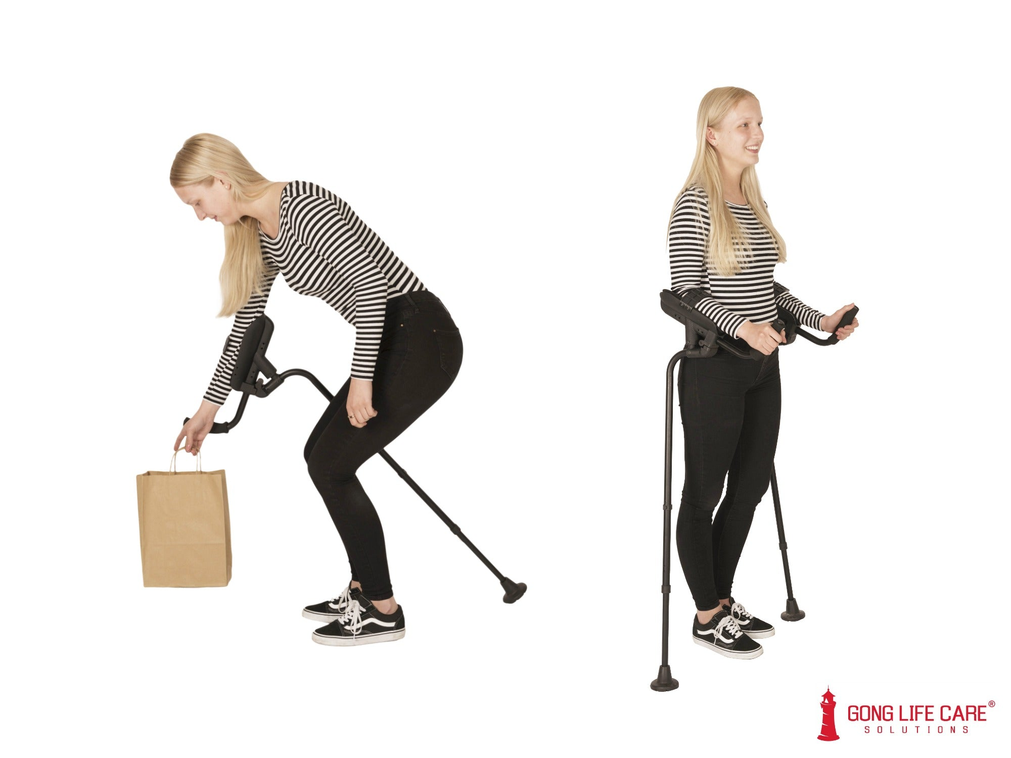 KMINA Mobility Crutches | Gong Life Care Solutions