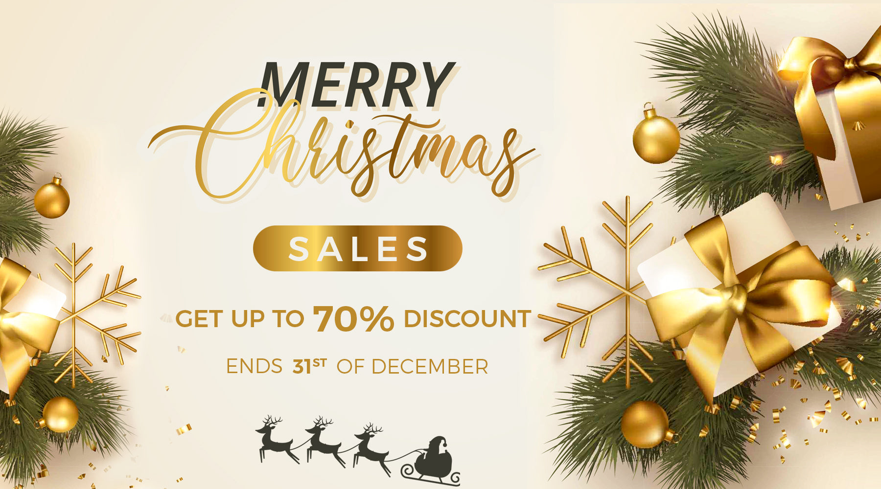 Gong Life Care Solutions |Merry Christmas | Discounts of up to 70%!