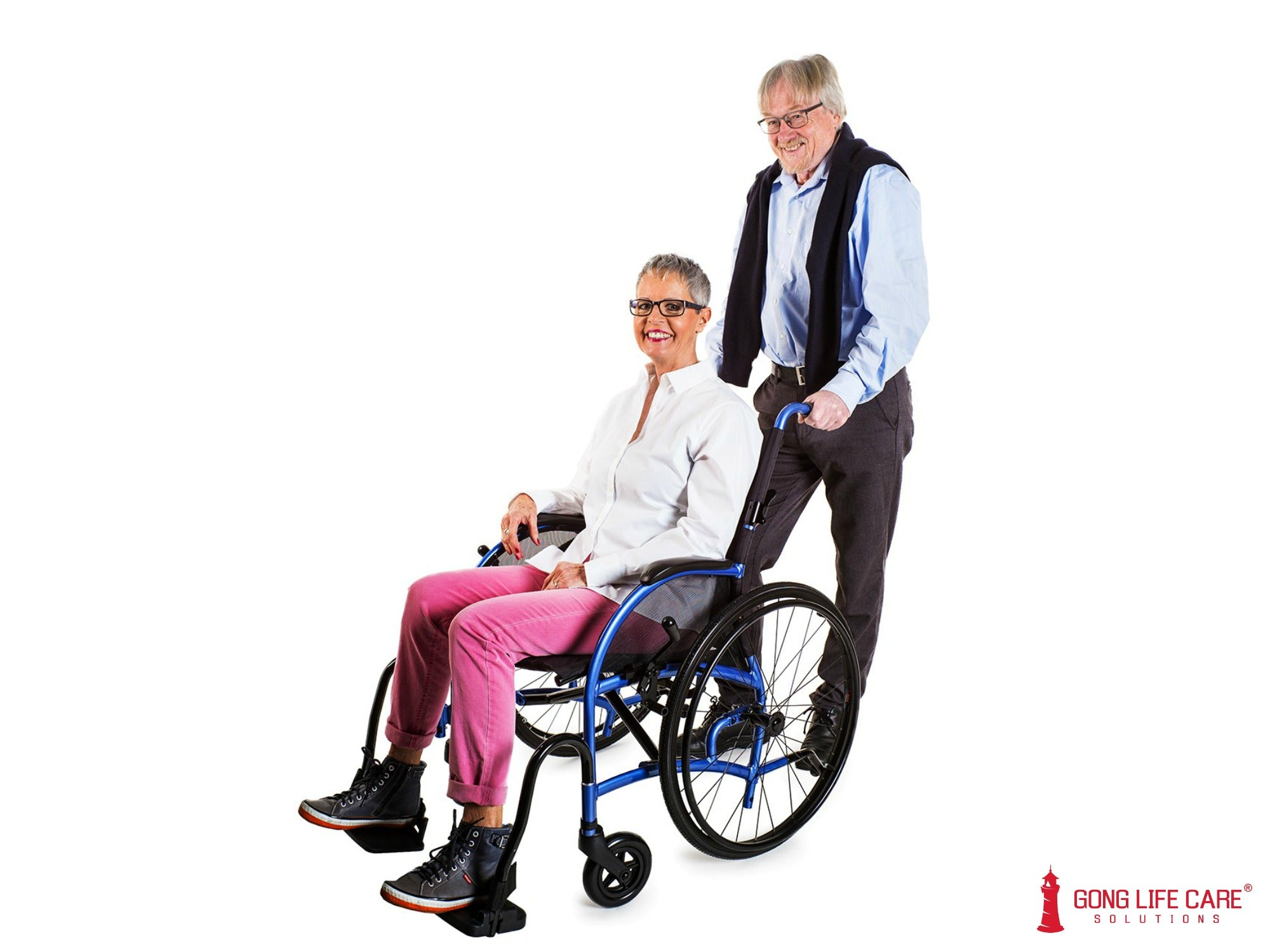 Gong Life Care Solutions - STRONGBACK Mobility Wheelchair