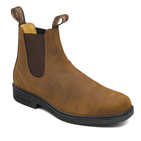 Blundstone 064 - Chisel Toe Dress - Crazy Horse