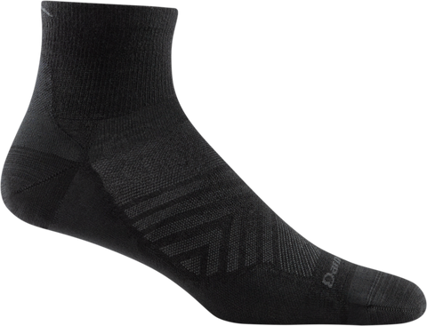 RUN QUARTER ULTRA-LIGHTWEIGHT RUNNING SOCK (Men's)