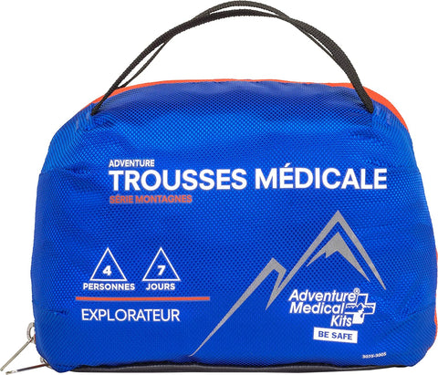 MOUNTAIN EXPLORER MEDICAL KIT