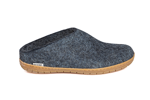 GLERUPS SLIP-ON (NATURAL RUBBER SOLE)