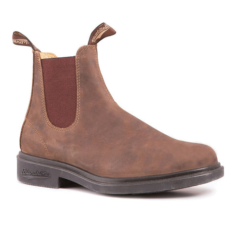 Blundstone 1306 - Chisel Toe Dress - Rustic Brown