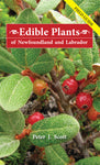 Edible Plants of Newfoundland Book