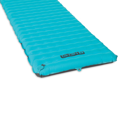 vector™ ultralight sleeping pad + foot pump
