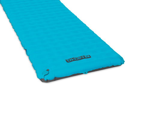 Vector™ Insulated Ultralight Sleeping Pad + Foot Pump