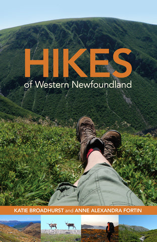 Hikes of Western Newfoundland Book