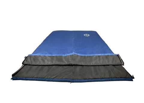 BLUEBERRY HILL DOUBLE WIDE SLEEPING BAG